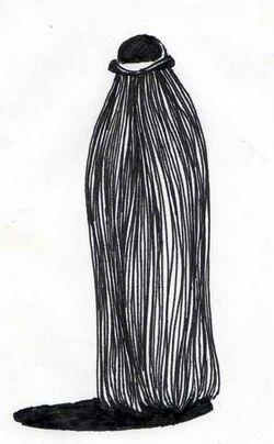 Long hair werewolf