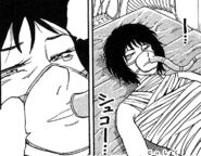 Rin waking up