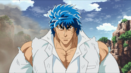 Toriko after attacking Star