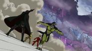 Joa orders Nitro attack Setsuno
