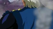 Jirou's back gets slashed