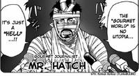 Hatch manga