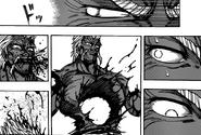 Ichiryuu's fatally hit by Midora