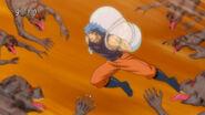 Toriko attacked by Hyena Gangs