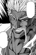 Ichiryuu greeting Midora