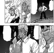 Ichiryuu eating Ozone Herb
