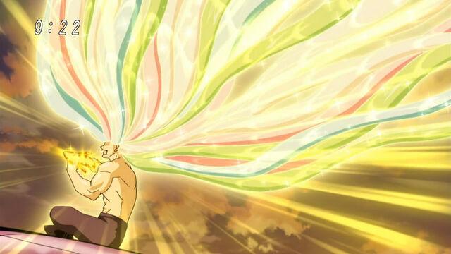 File:Sunny eating Shining Gourami with Melk Stardust 1.jpg