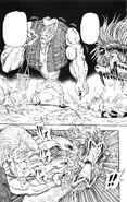 Jiro knocking Devil Python