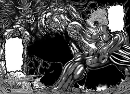 Toriko vs Heracles