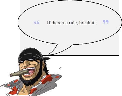 Yosaku Rules