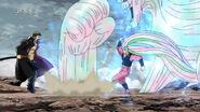 Guemon dodging Sunny's attacks1