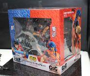 Jump Heroes Film LE Toriko-Luffy 13