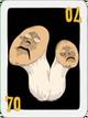 70 Points - Human-Faced King Trumpet Mushroom