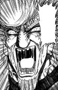 Jirou yelling at Teppei
