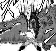 Toriko killing Garara