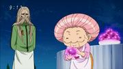 Setsuno analyzes Mochi