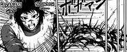 Chiru using Raging Waves Cut