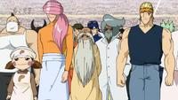Kurakage, Kamizaru, Klaraman, Pippi
