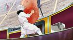 Komatsu lifts a Jumberg