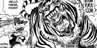 Pig Inside A Fox Inside A Tiger