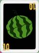 10 Points - Watermelon Clam