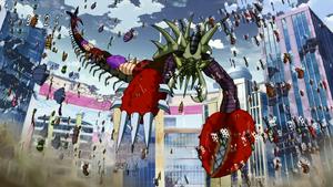 Giant Parasite