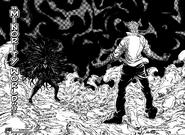 Ichiryuu activating his Minority World
