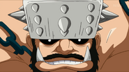 Barrygamon new helmet