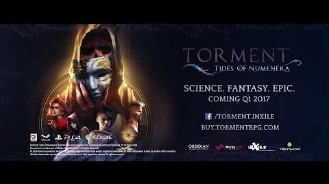 Torment Tides of Numenera Gamescom 2016 Trailer