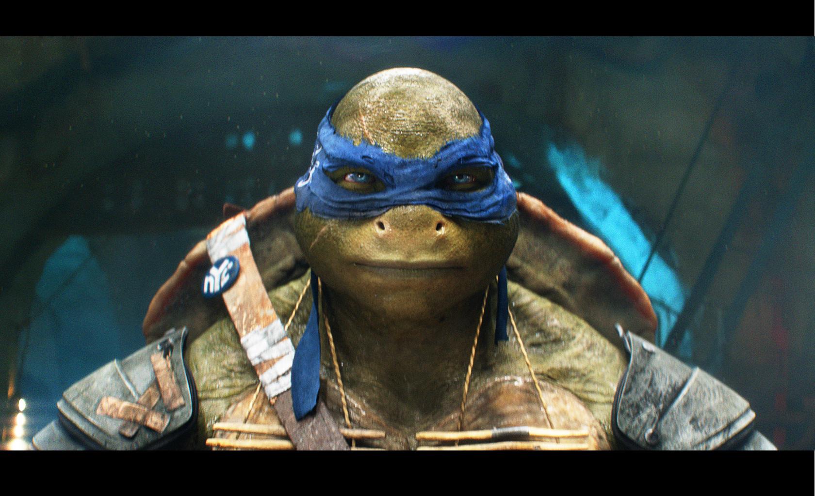 As Tartarugas Ninjas No Deviantart Gifs: Imagen - Leonardo.jpg