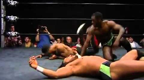 Evolve Tony Nese vs. Rich Swann vs. AR Fox vs