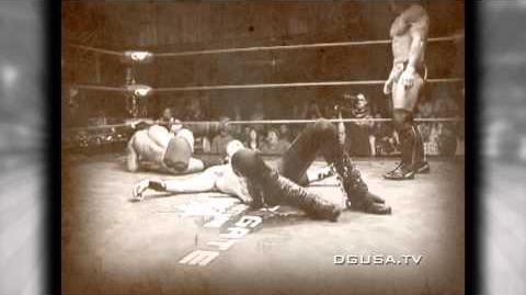 "DGUSA ""Open The Southern Gate"" DVD Trailer - Dream Partner Tag Team Match"