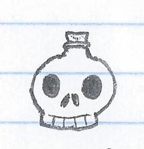 Spirit Bottle Item