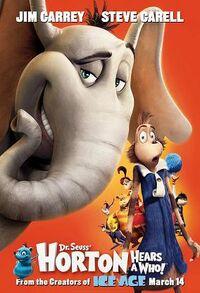 Horton Hears a Who! poster