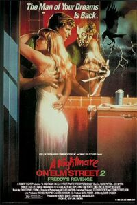 A Nightmare on Elm Street 2 Freddy's Revenge poster