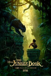 The Jungle Book (2016 film) poster