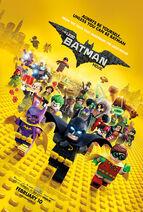 The Lego Batman Movie PromotionalPoster