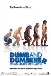 Dumb and Dumberer When Harry Met Lloyd poster