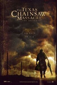 The Texas Chainsaw Massacre The Beginning poster