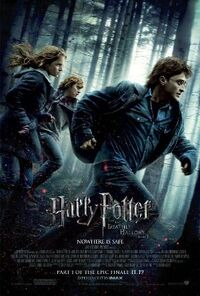 Harry Potter and the Deathly Hallows – Part 1 poster