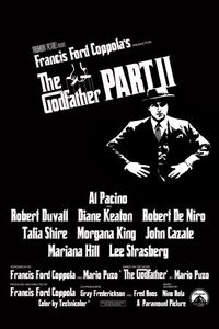 The Godfather Part II poster