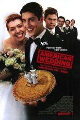 American Pie Wedding poster