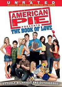 American Pie Book of Love poster
