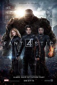 The Fantastic Four (2015 film)
