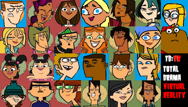 File:Total Drama Virtual Reality Cast.png