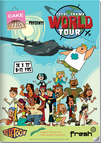 File:Total Drama World Tour cast.png
