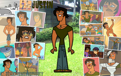 Total drama pix wallpaper justin by quickdrawdynophooey-d6qf212