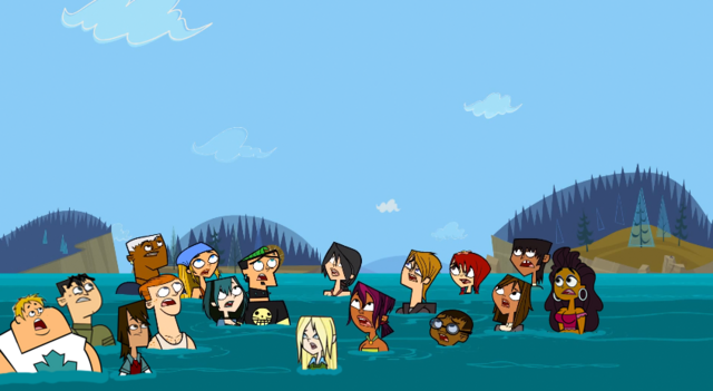 File:17 All-Stars in the water.png