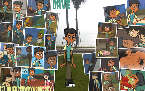 Total drama pix wallpaper dave by quickdrawdynophooey-d7rayin