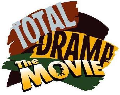 File:Total Drama the Movie LOGO.png